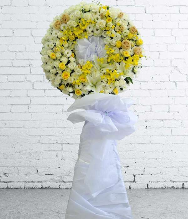hoa tang lễ huyện bình chánh