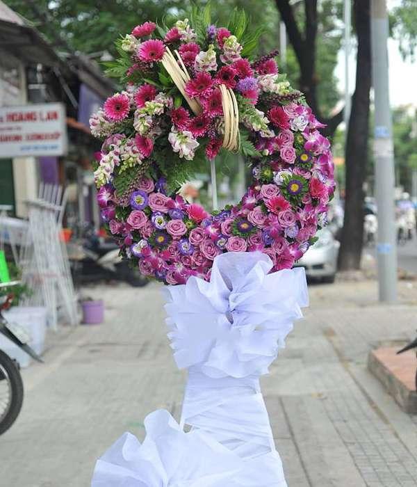 hoa tang lễ huyện củ chi