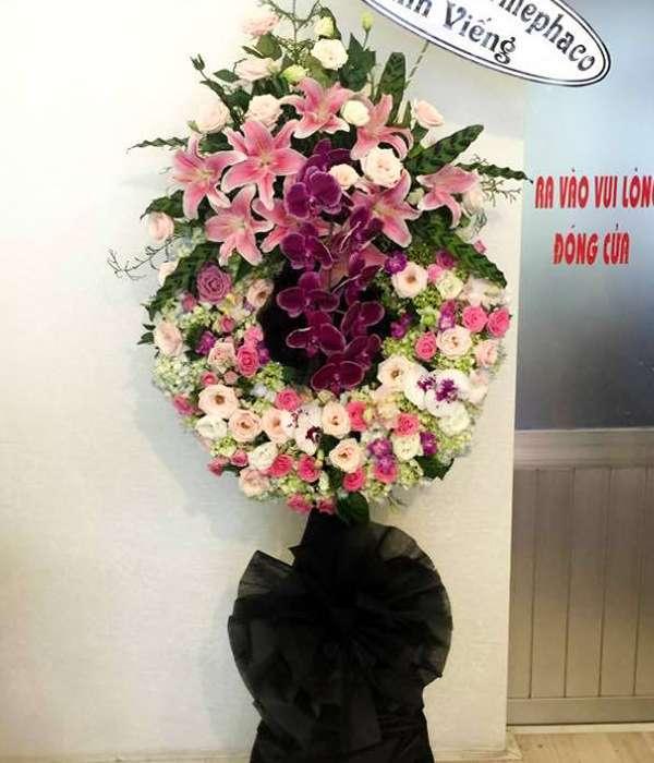 hoa tang lễ huyện hóc môn