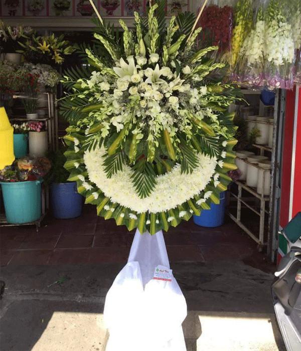 hoa tang lễ quận 8