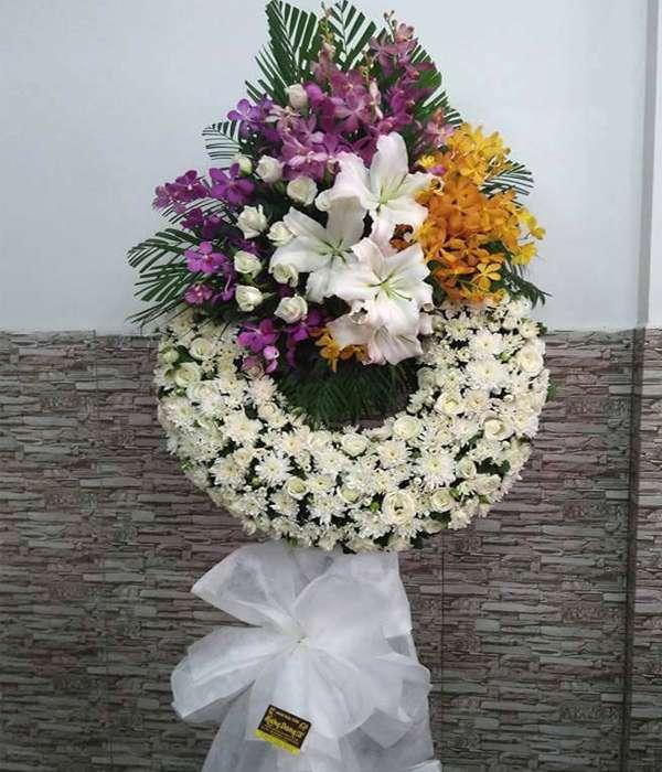 hoa tang lễ quận bình thạnh