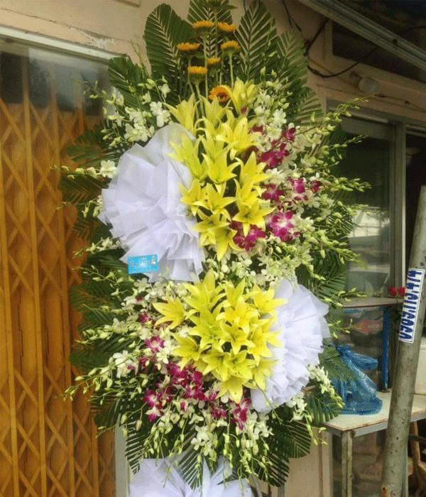 hoa tang lễ quận gò vấp