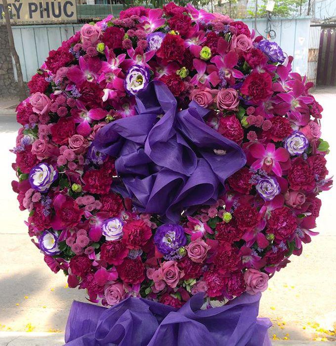 hoa tang lễ tại huyện hoài đức