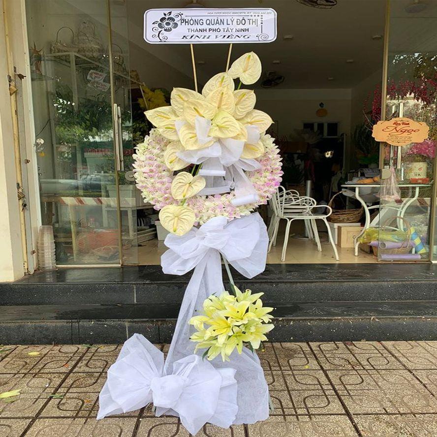 hoa tang lễ tại phú thọ