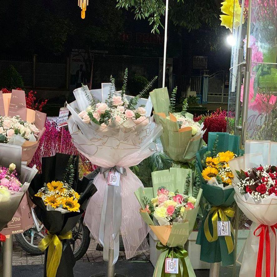 hoa tặng người yêu tại phú thọ