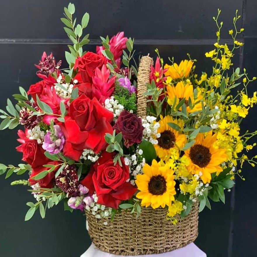hoa tươi nguyễn thị thập cung cấp cho bạn nhiều hình thức thanh toán khác nhau.