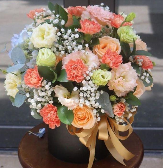 hộp hoa tươi huyện mê linh