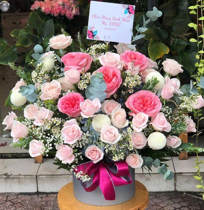 hộp hoa tươi tại huyện ba vì
