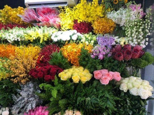 shop hoa tươi nguyễn trãi quận 5