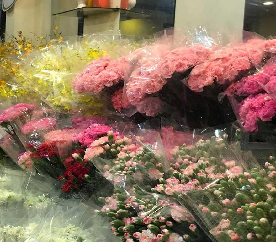 shop hoa tươi bình phước có nhiều loại hoa tươi đẹp.