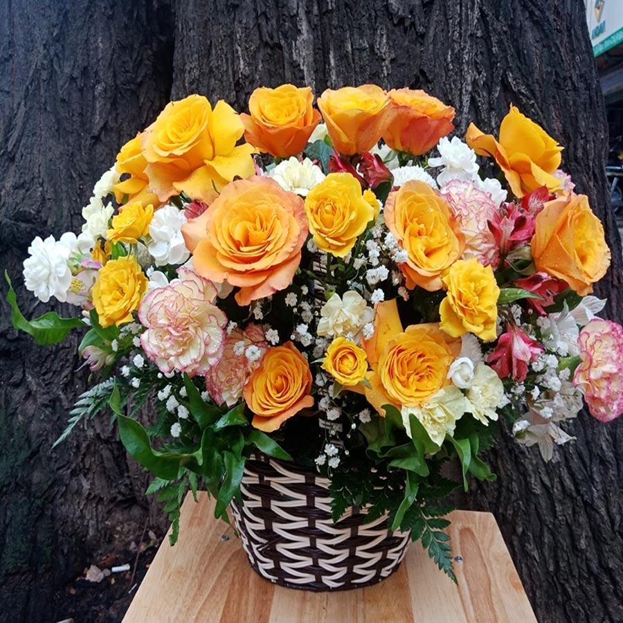 shop hoa tươi đẹp vũng tàu