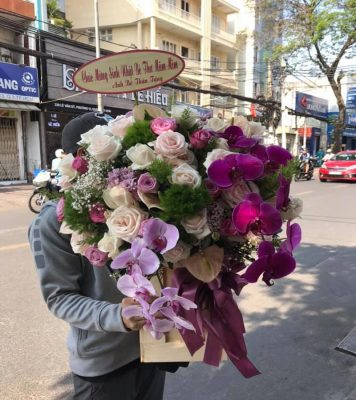 shop hoa tươi điên biên