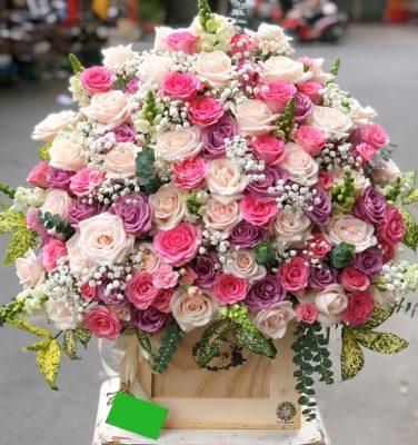 Shop hoa tươi hậu giang