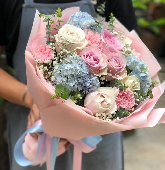 shop hoa tươi huyện gia lâm