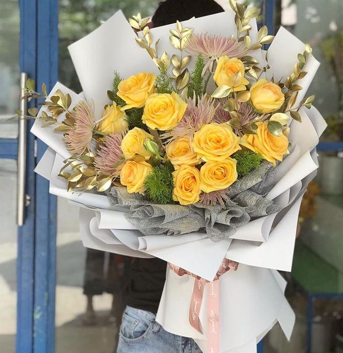 shop hoa tươi huyện hoài đức