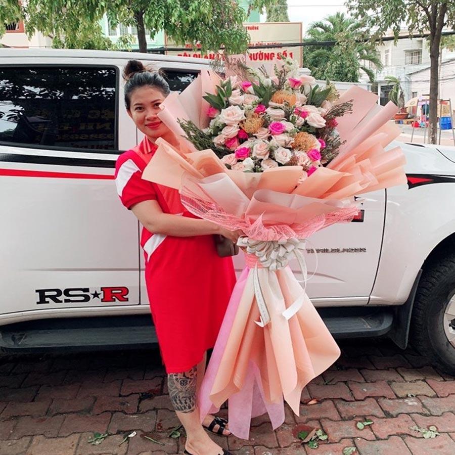 shop hoa tươi tây ninh 2019