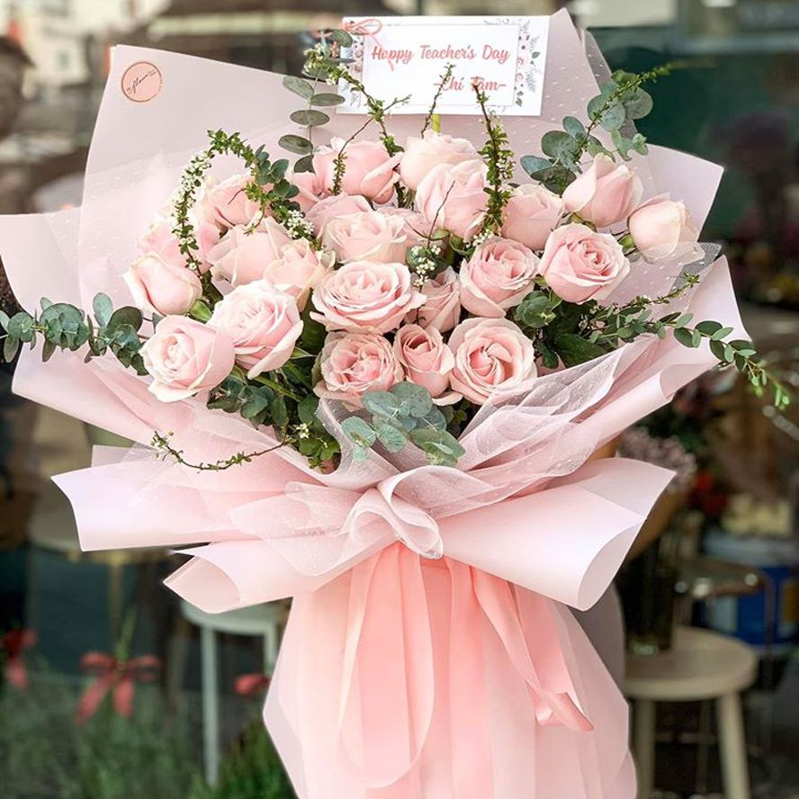 shop hoa tươi thái nguyên 2020