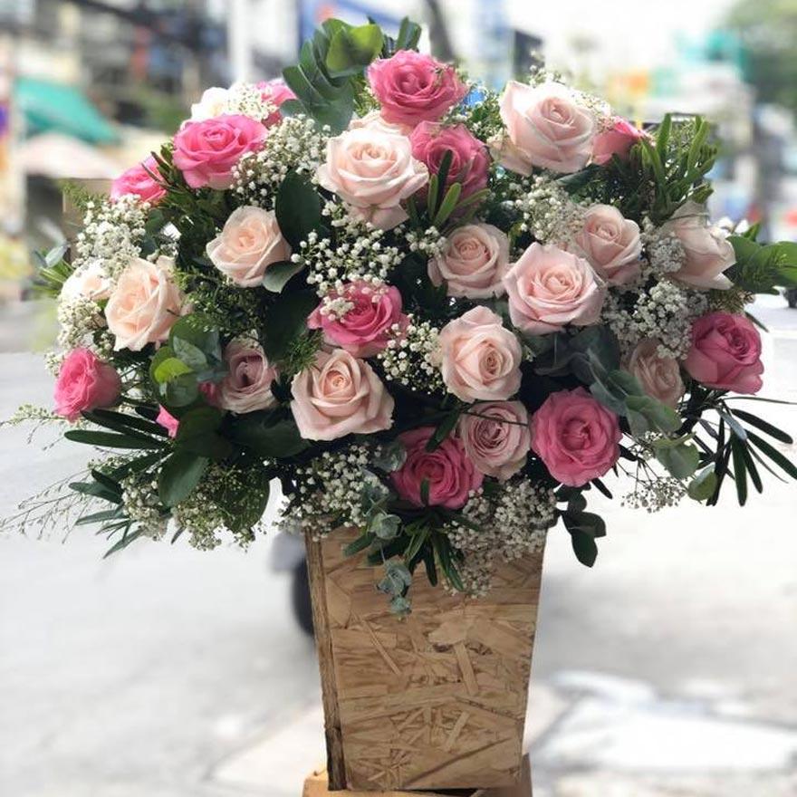 shop hoa tươi thị xã bà rịa 2019