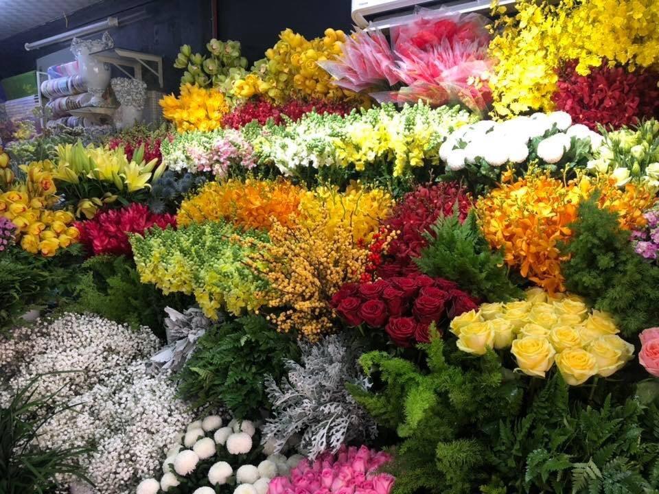 Shop hoa tươi văn nam 2019