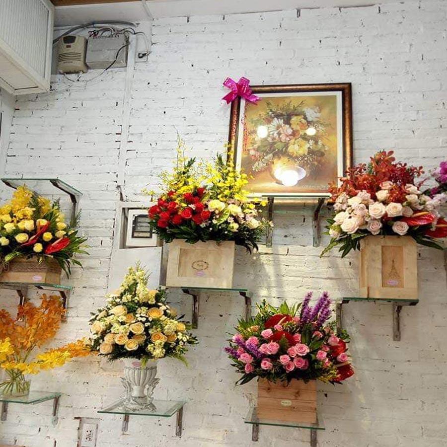 shop hoa tươi vĩnh long 2019