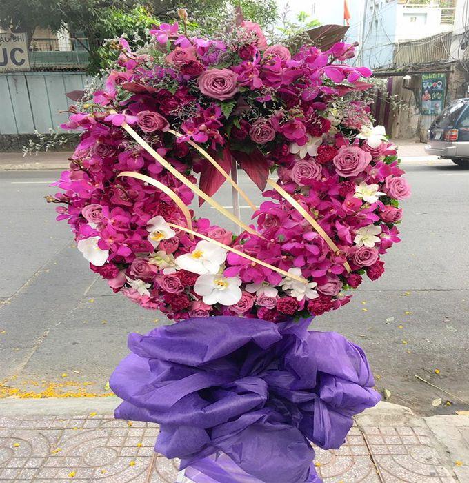 tiệm hoa online huyện bà vì