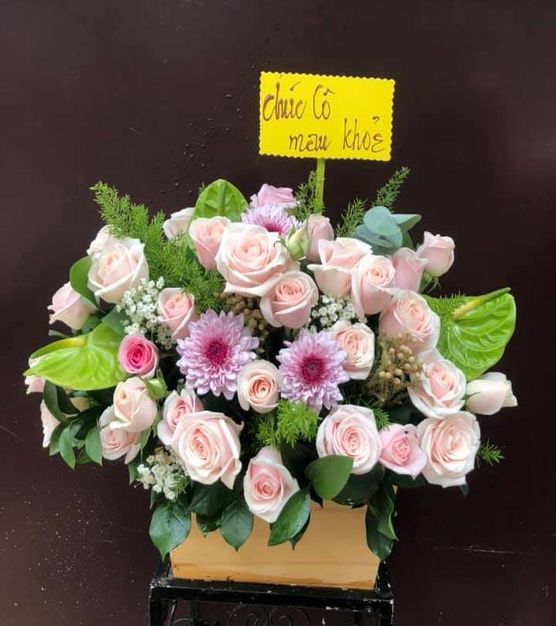 tiệm hoa tươi đắk lắk