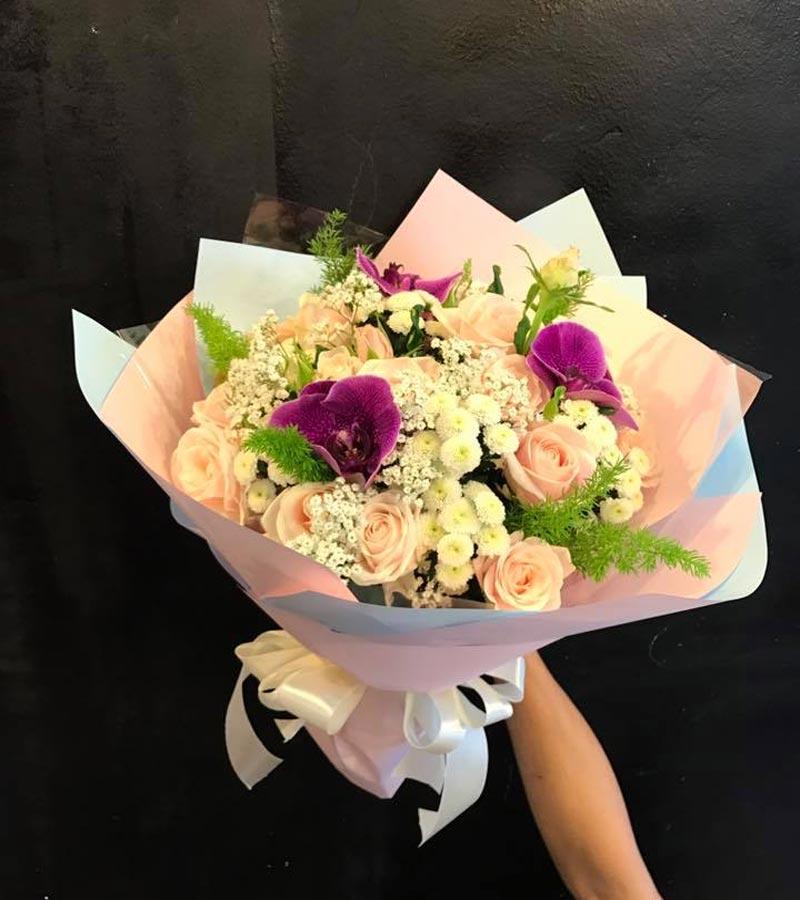 Tiệm hoa tươi gia lai