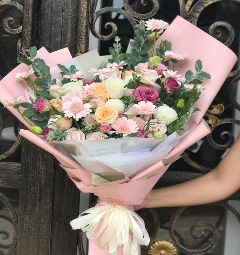Tiệm hoa tươi hưng yên