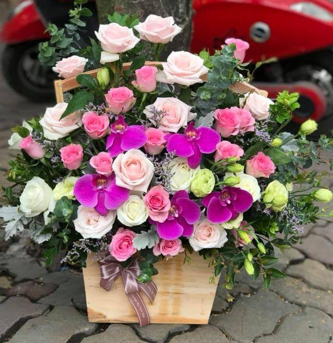 tiệm hoa tươi huyện chương mỹ
