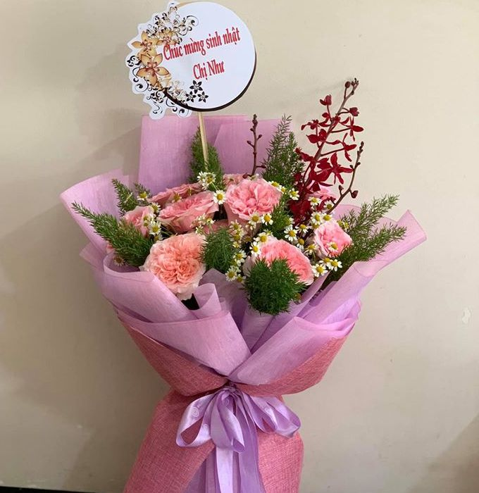tiệm hoa tươi huyện phú xuyên