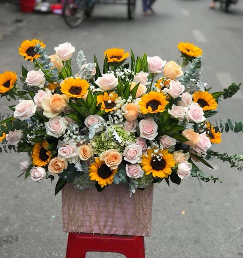 Tiệm hoa tươi khánh hòa