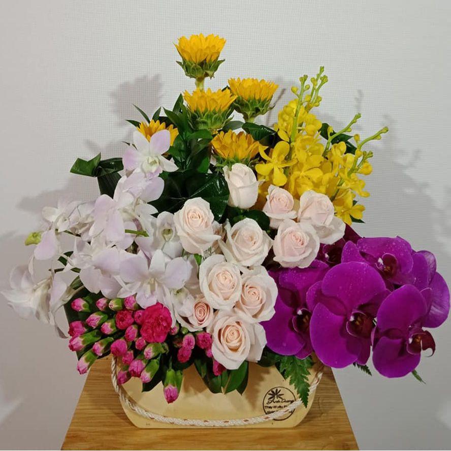 tiệm hoa tươi quận cầu giấy