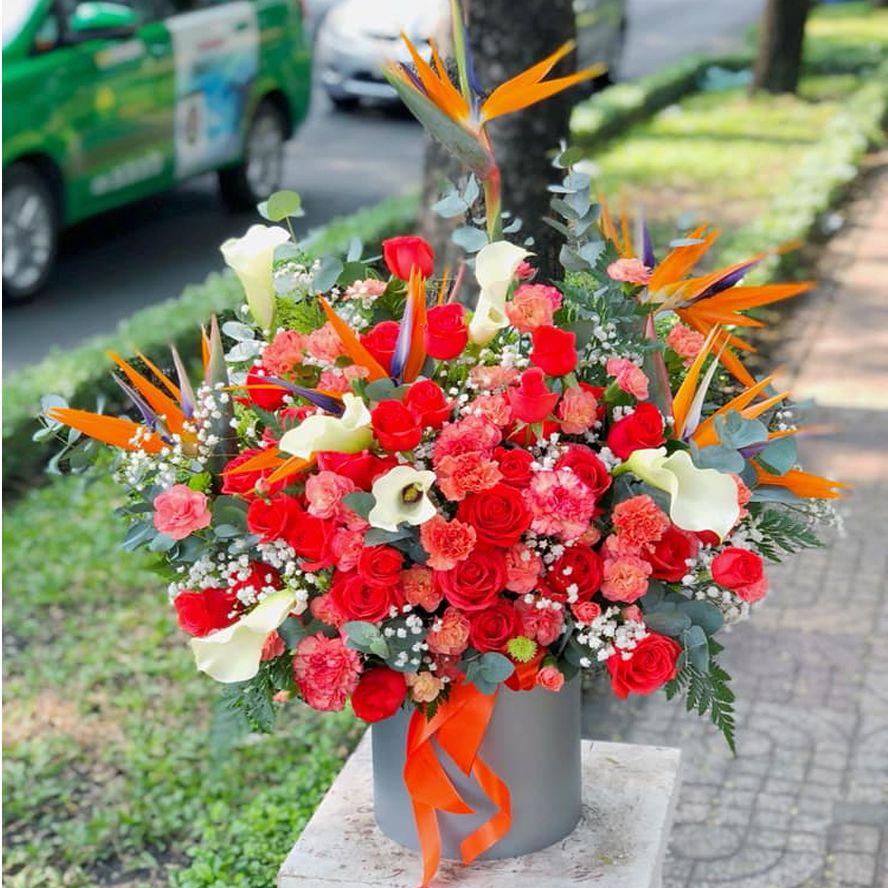tiệm hoa tươi quận tây hồ