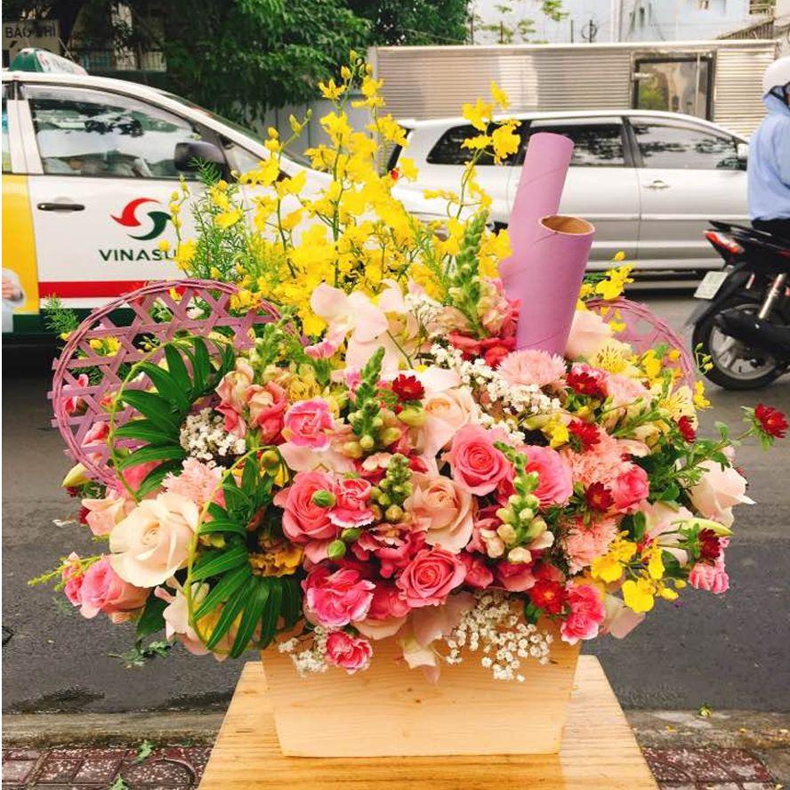 tiệm hoa tươi quận thanh xuân