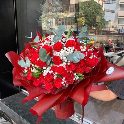 tiệm hoa tươi tại ninh bình