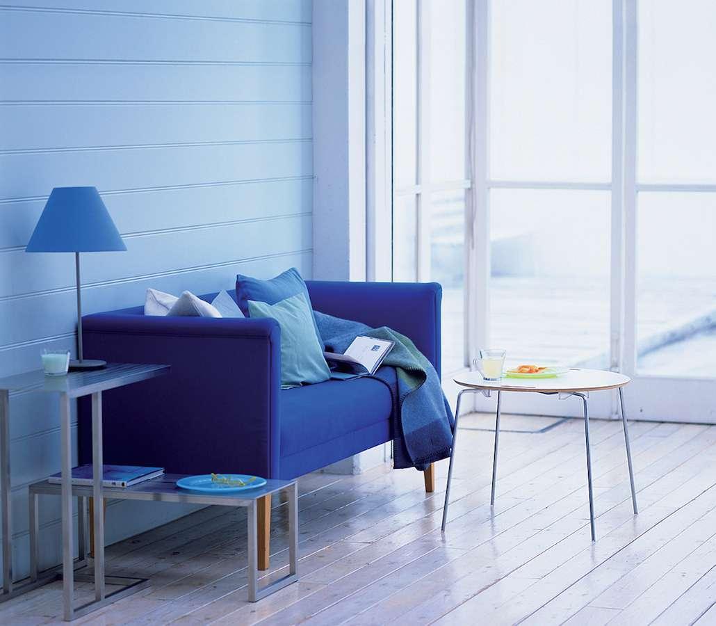 ý nghĩa của màu xanh dương trong thiết kế đồ họa