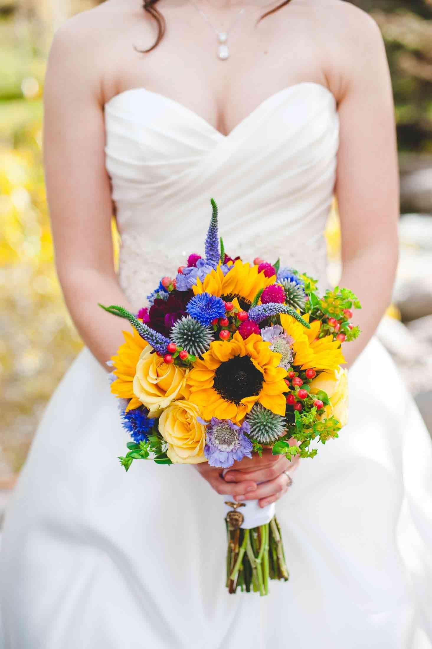 bó hoa hướng dương đẹp 4