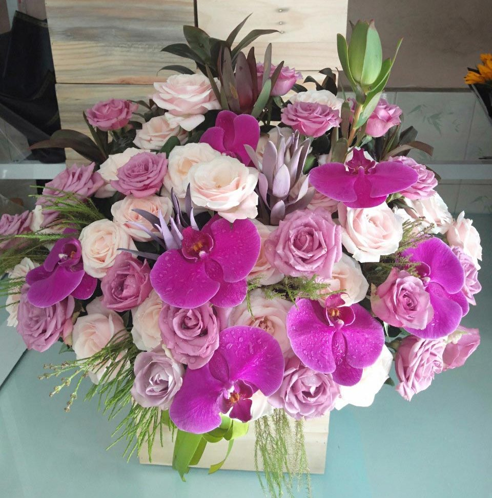cửa hàng hoa tươi quận 9 2019