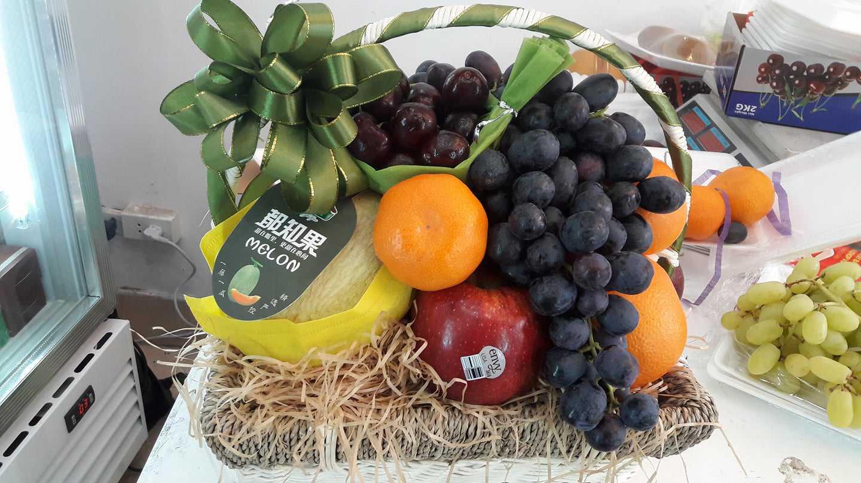đặt giỏ trái cây tang lễ tại tphcm