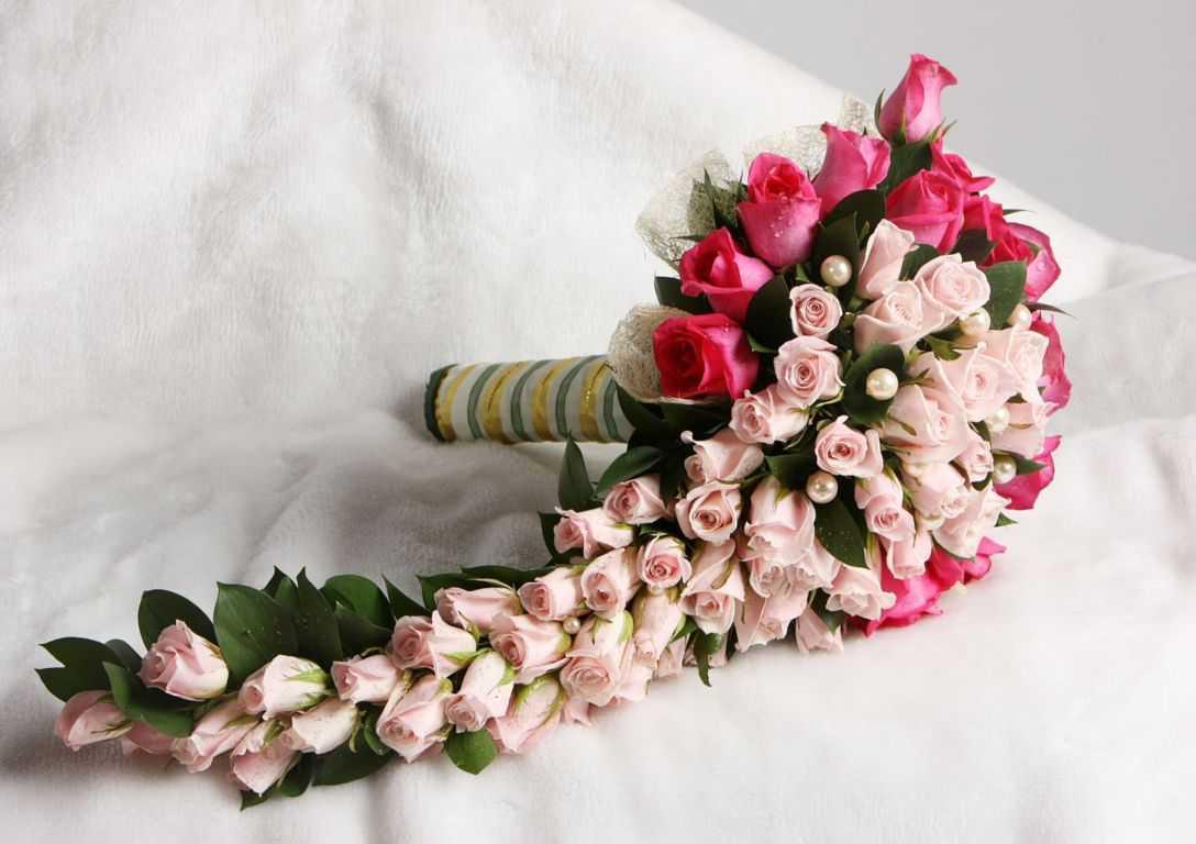 giá hoa cầm tay cô dâu 5