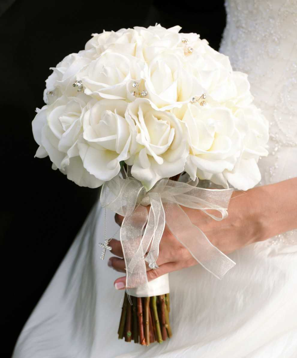 giá hoa cầm tay cô dâu 6