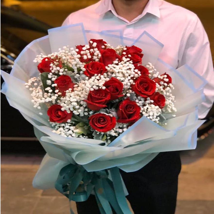 hoa sinh nhật đẹp tại quận 6