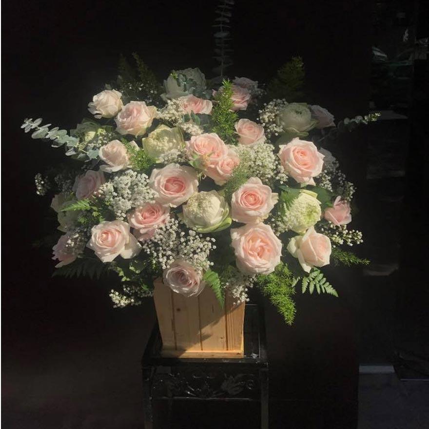 hoa sinh nhật đẹp tại quận 8