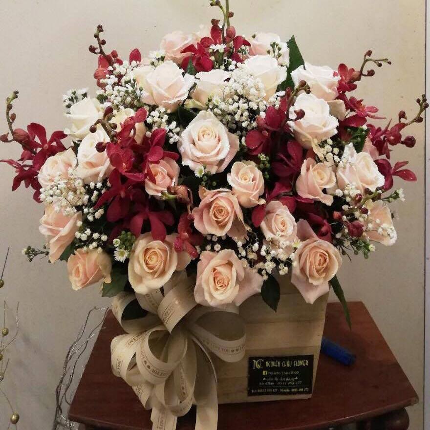 hoa sinh nhật giá rẻ tại quận 2 tphcm