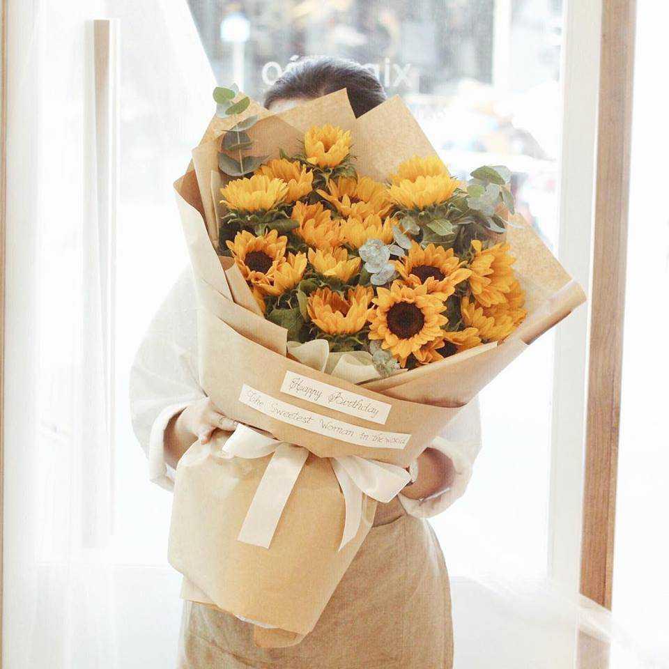 Hoa tặng valentine 1