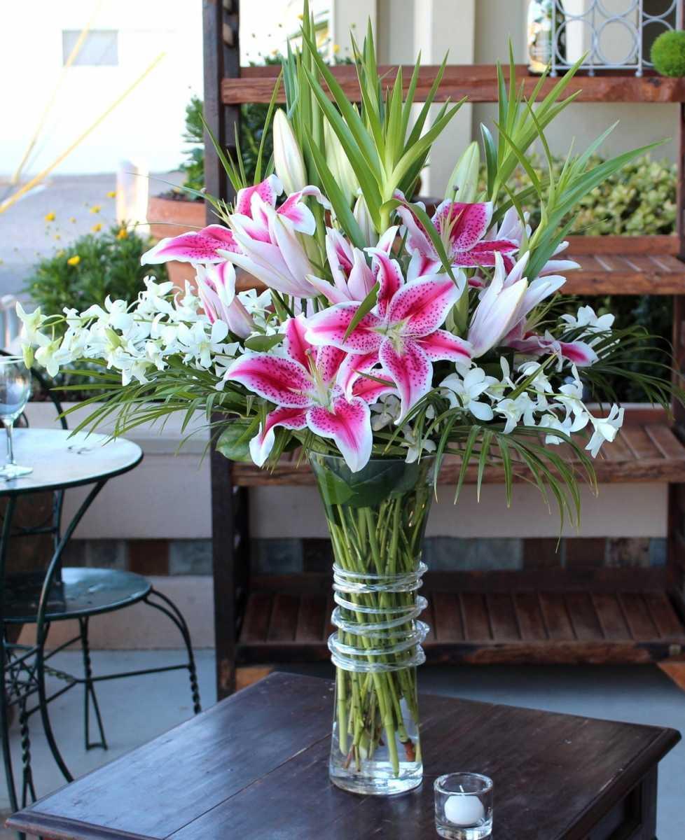 Hoa tặng valentine 3