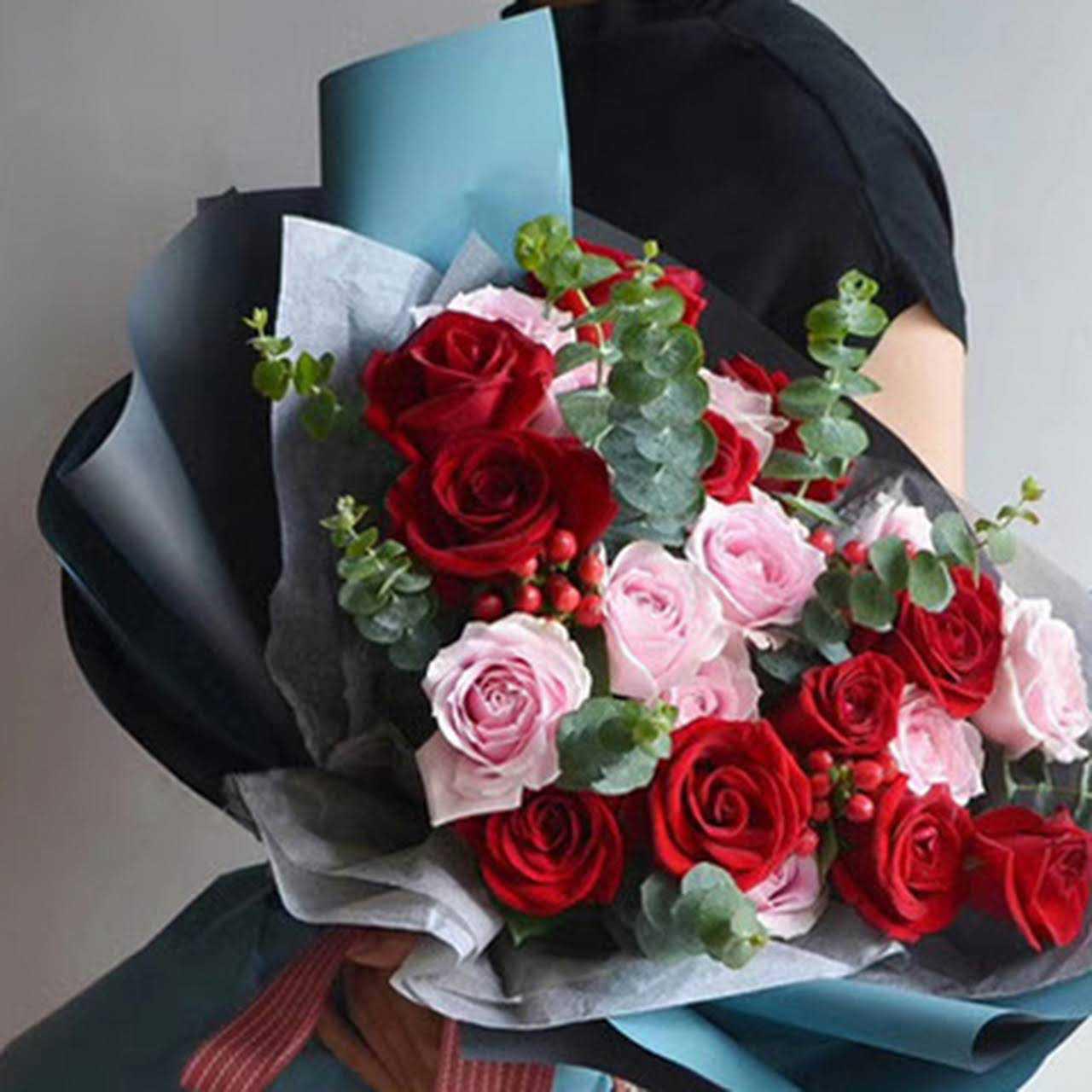 Hoa tặng valentine 7