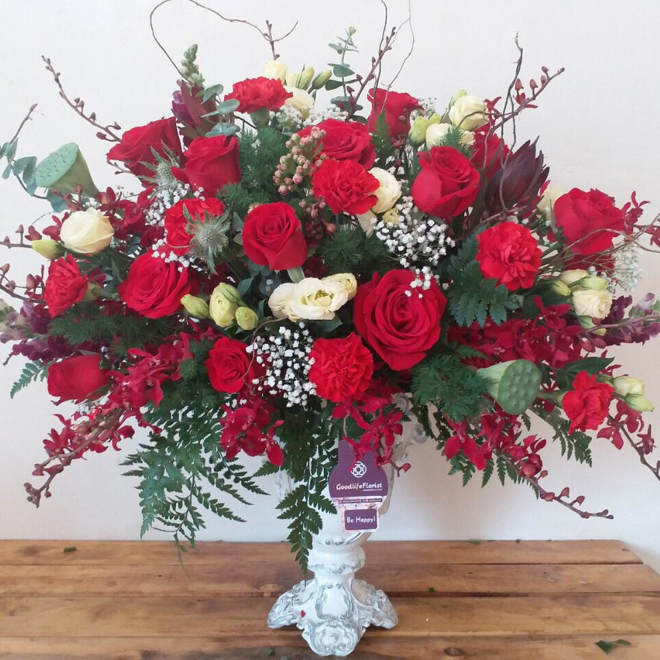shop hoa tươi quận thủ đức 2019