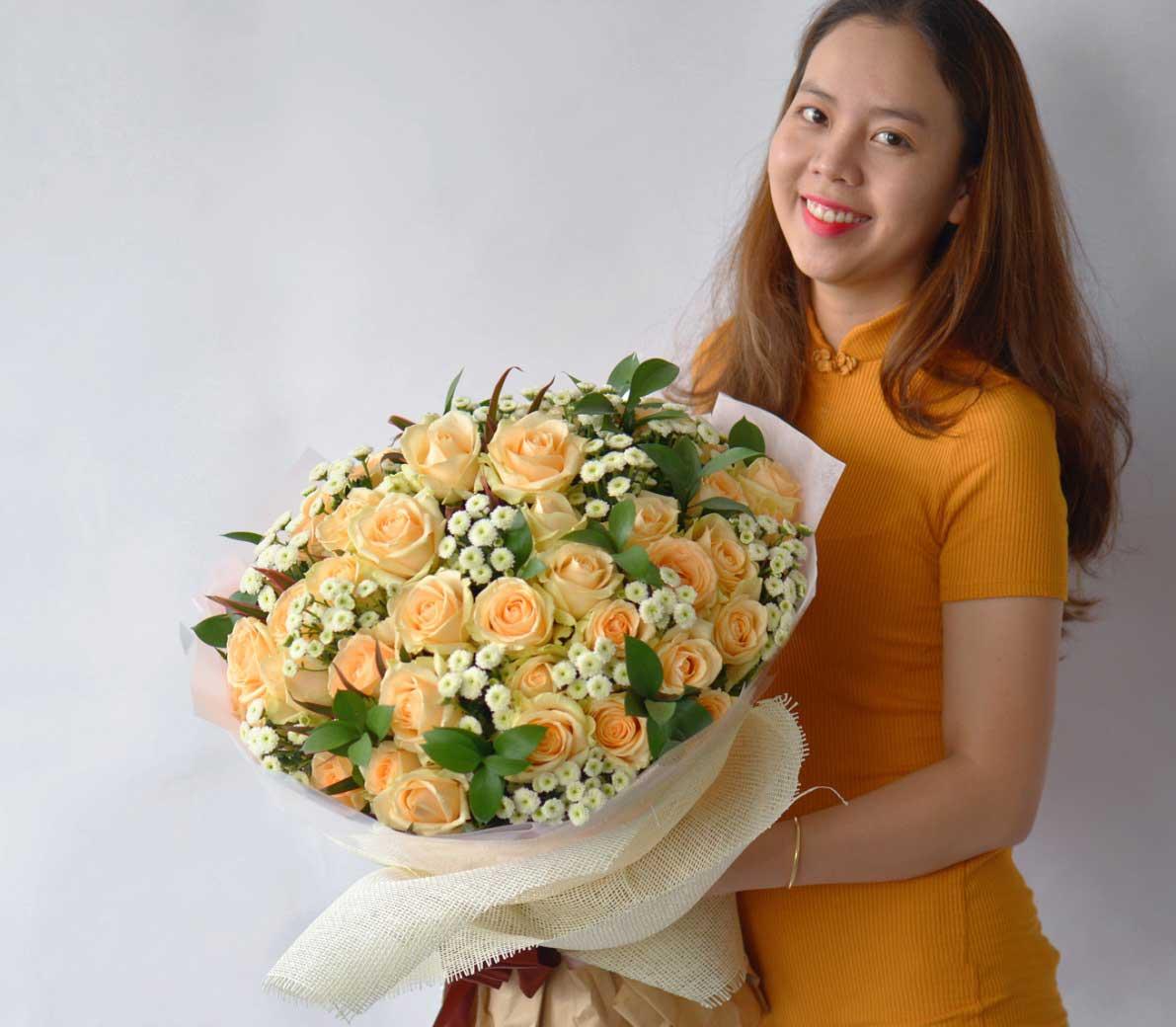 Hoa sinh nhật theo tháng sinh