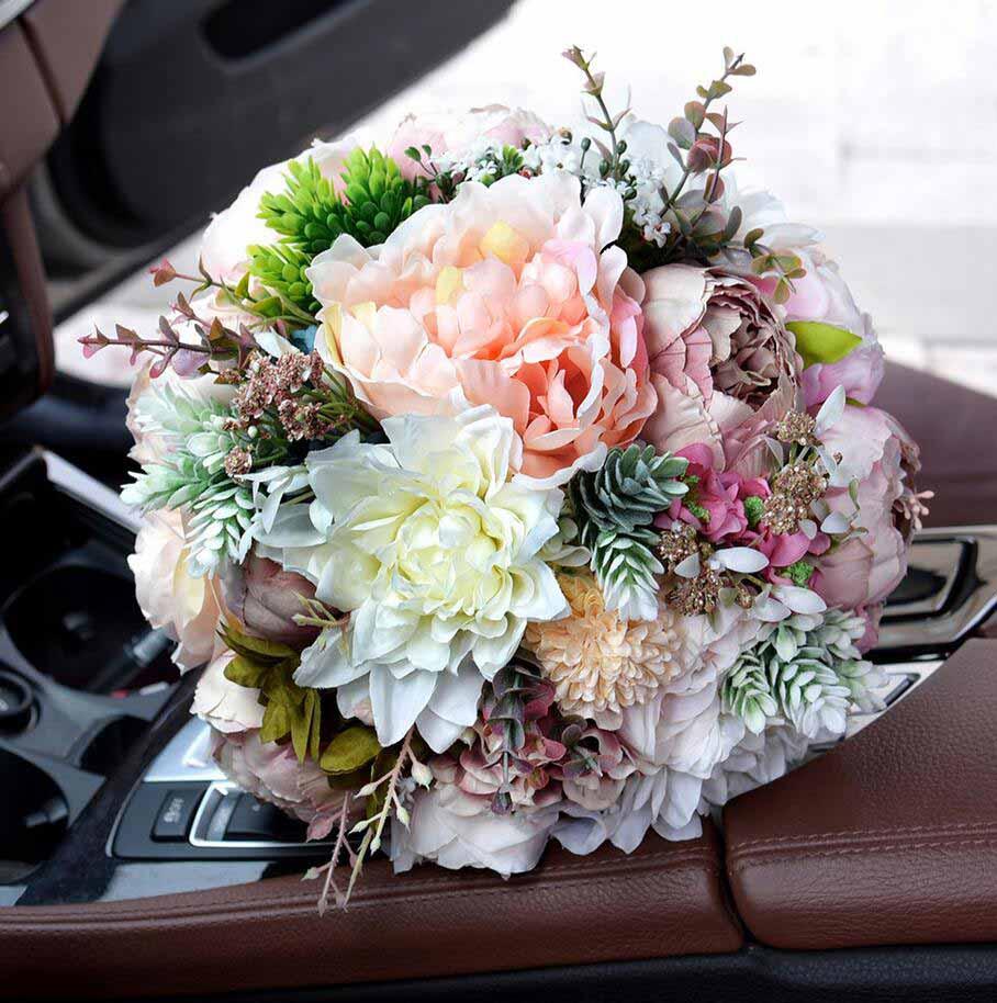 Mua hoa cưới ở đâu giá rẻ